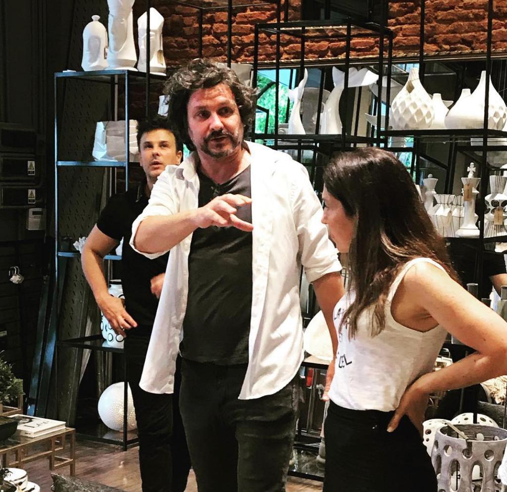 Backstage con Ricky Crespo Dic 2018- Evento